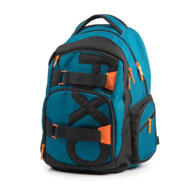 c18a00575b Studentský batoh OXY Style - Blue