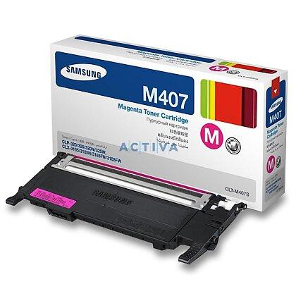 Obrázek produktu Samsung - toner CLT-M4072S, magenta (červený) pro laserové barevné tiskárny