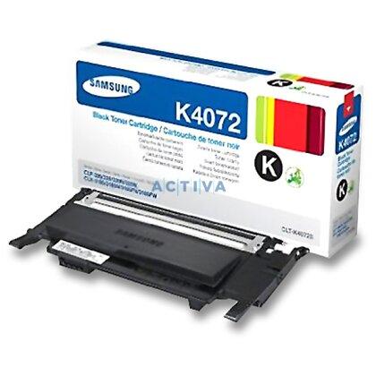 Obrázek produktu Samsung - toner CLT-K4072S, black (černý) pro laserové barevné tiskárny