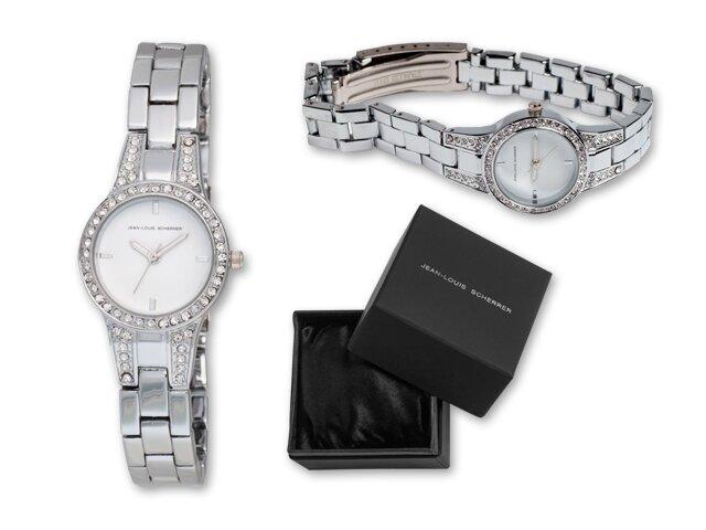 816edda1931 EMBER - dámské náramkové hodinky Jean-Louis Scherrer