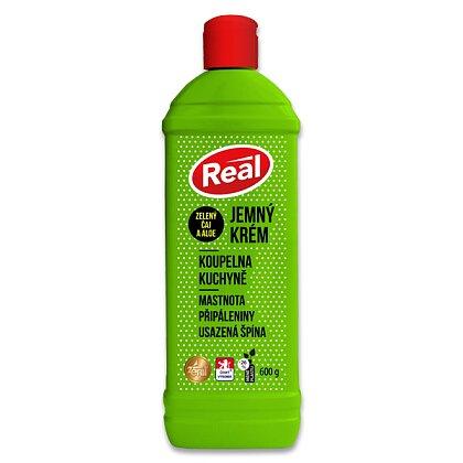 Obrázek produktu Real jemný, zelený čaj a aloe - čisticí písek, 600 g