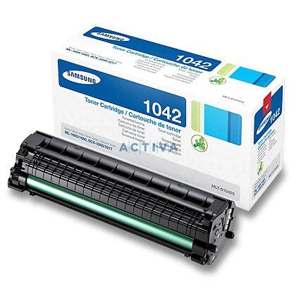 Obrázek produktu Samsung - toner MLT-D1042S, black (černý) pro laserové tiskárny