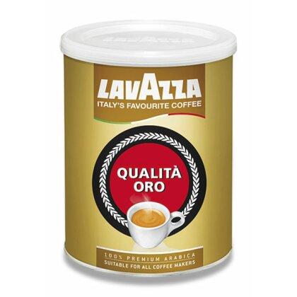 Obrázek produktu Lavazza Qualita Oro - mletá káva - dóza, 250 g
