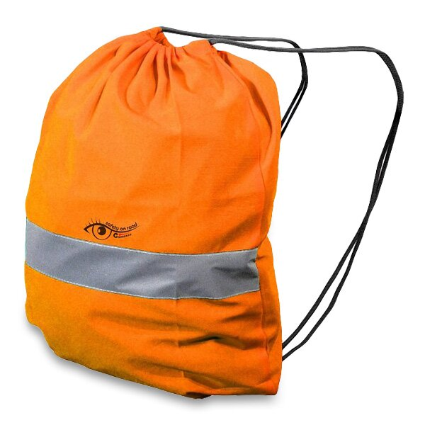 Batoh reflexní oranžový