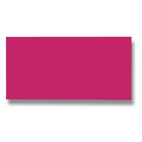 Barevná dopisní karta Clairefontaine malinová, DL
