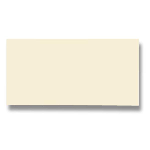 Barevná dopisní karta Clairefontaine krémová, DL