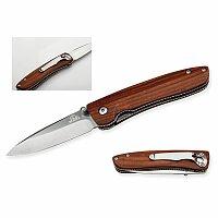 BEAVER VIDAR - nerezový kapesní nůž s pojistkou, ostří 7 cm