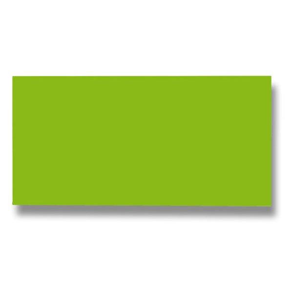 Barevná dopisní karta Clairefontaine zelená, DL