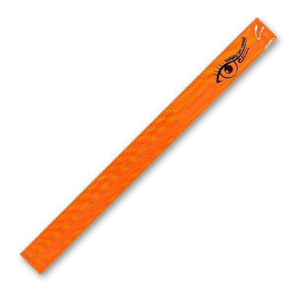Reflexní pásek Compass Roller oranžový