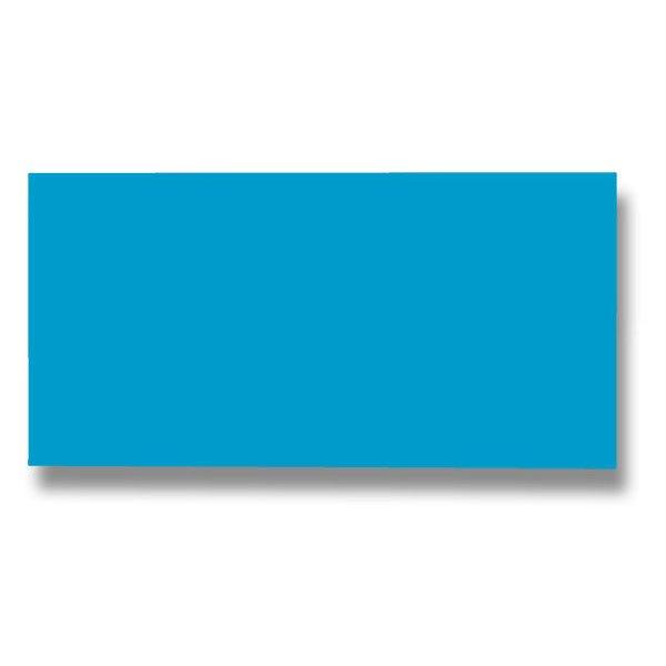 Barevná dopisní karta Clairefontaine modrá, DL