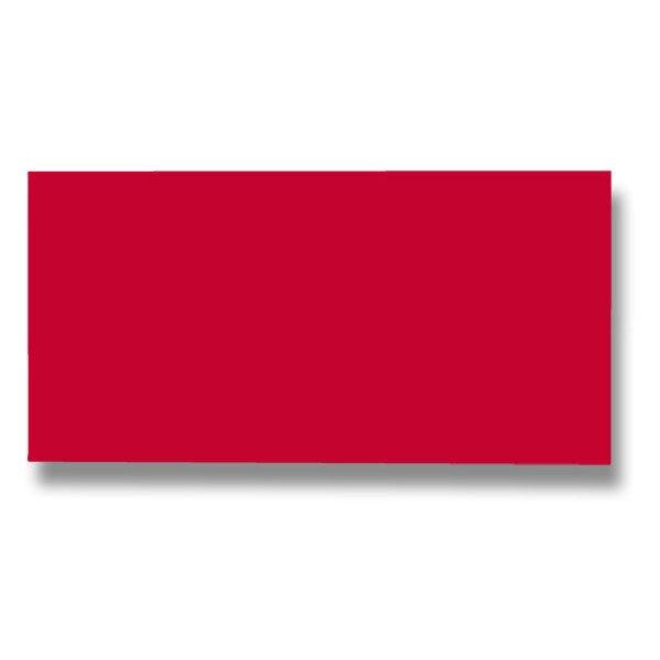 Barevná dopisní karta Clairefontaine červená, DL