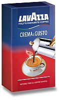 Mletá káva Lavazza Crema E Gusto