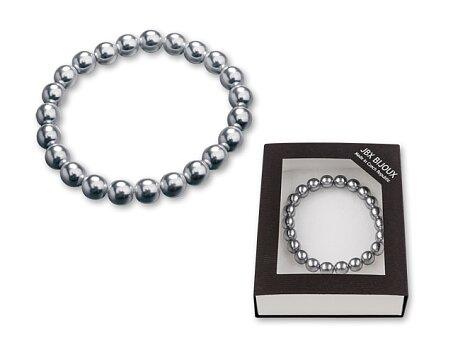 Obrázek produktu BRACELET - náramek, stříbrná