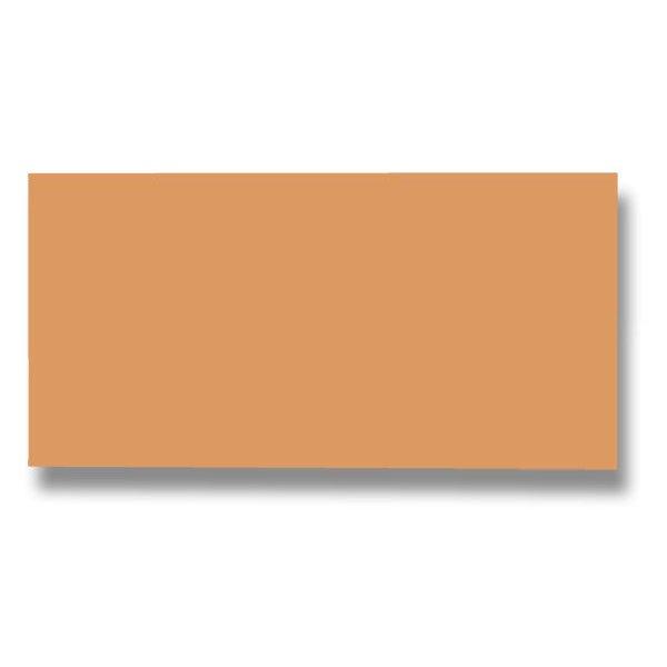 Barevná dopisní karta Clairefontaine oranžová, DL