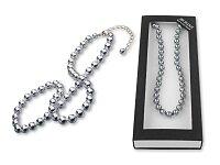 NECKLACE - náhrdelník, stříbrná