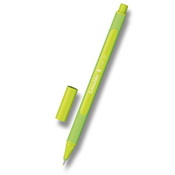 Liner Schneider Line-up sv. zelená