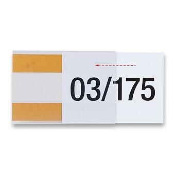 Obrázek produktu Samolepící PVC kapsa - A7