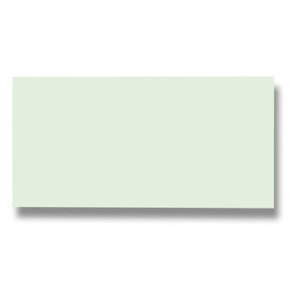 Barevná dopisní karta Clairefontaine sv. zelená, DL