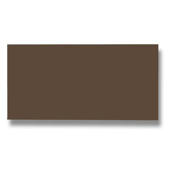 Barevná dopisní karta Clairefontaine hnědá, DL