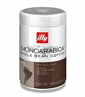Zrnková káva Illy Monoarabica Brazil