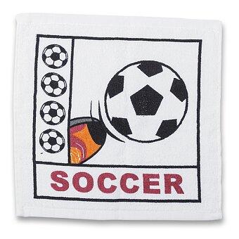 Obrázek produktu Spica - bavlněný ručník se sportovním motivem, výběr barev
