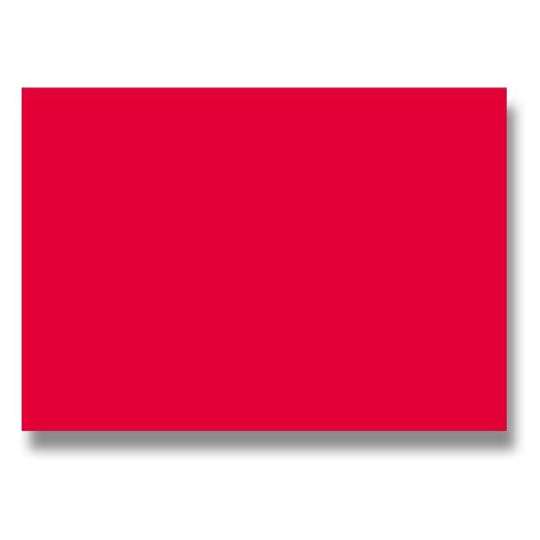 Barevná dopisní karta Clairefontaine červená, A4