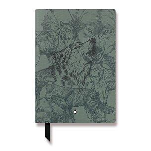 Zápisník Montblanc 146 Kipling