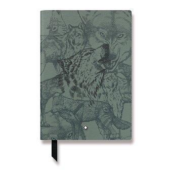 Obrázek produktu Zápisník Montblanc 146 Kipling - A5, linkovaný