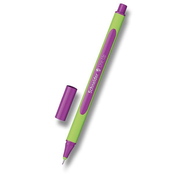 Liner Schneider Line-up fialová