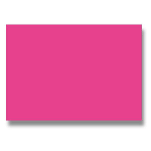 Barevná dopisní karta Clairefontaine růžová, A4