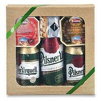 """Balíček """"Pilsner"""" - potravinový balíček v boxu"""