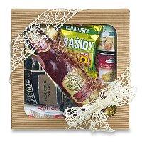 """Balíček """"Kingswood"""" - potravinový balíček v boxu"""