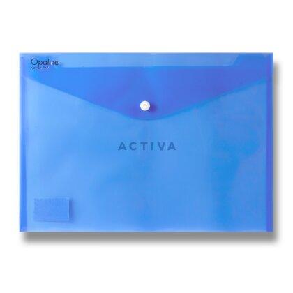 Product image PP Envelope - polypropylene file A4 - blue
