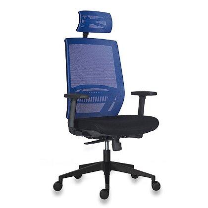 Obrázek produktu Antares Above - kancelářská židle - modrá