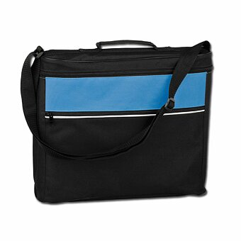 Obrázek produktu TILFORD - polyesterová taška na dokumenty, 600D, výběr barev