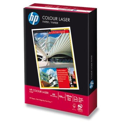 Obrázok produktu HP Colour Laser Paper - xerografický papier - A4, 100 g, 500 listov