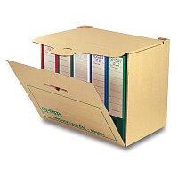 Archivační skupinový box Emba pro skládání na sebe