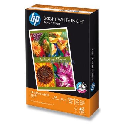 Obrázek produktu HP Bright White Inkjet Paper - xerografický papír - A4, 90 g, 500 listů