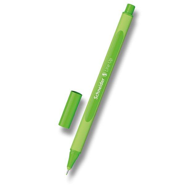 Liner Schneider Line-up neonově zelená