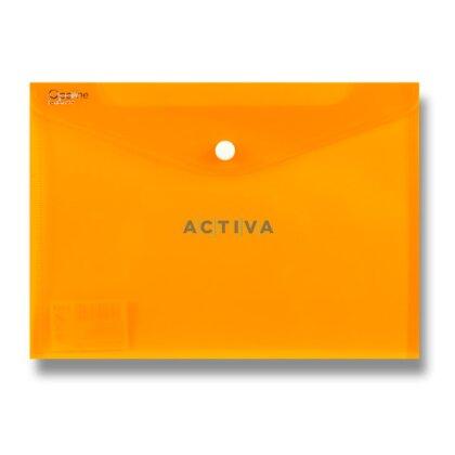 Obrázek produktu PP Envelope - spisovka s drukem A5 - oranžová, 5 ks
