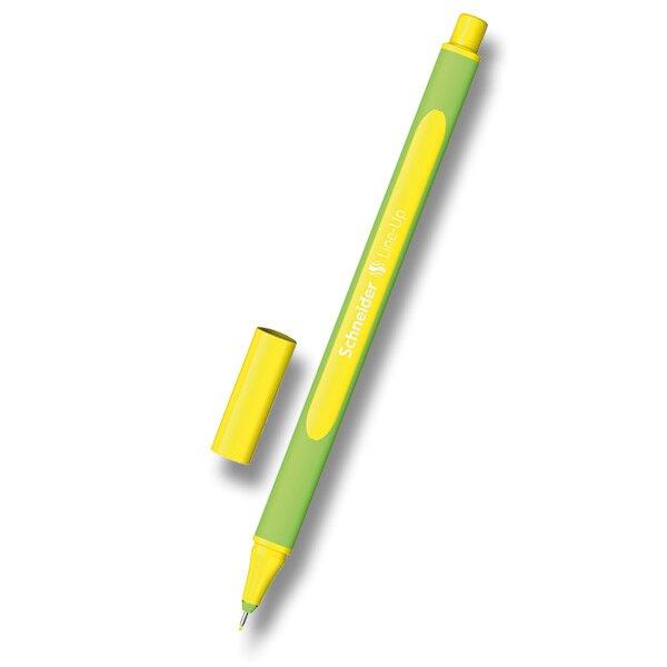 Liner Schneider Line-up neonově žlutá