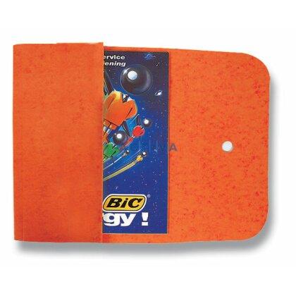 Obrázek produktu HIT Office - odkládací kapsa - oranžová