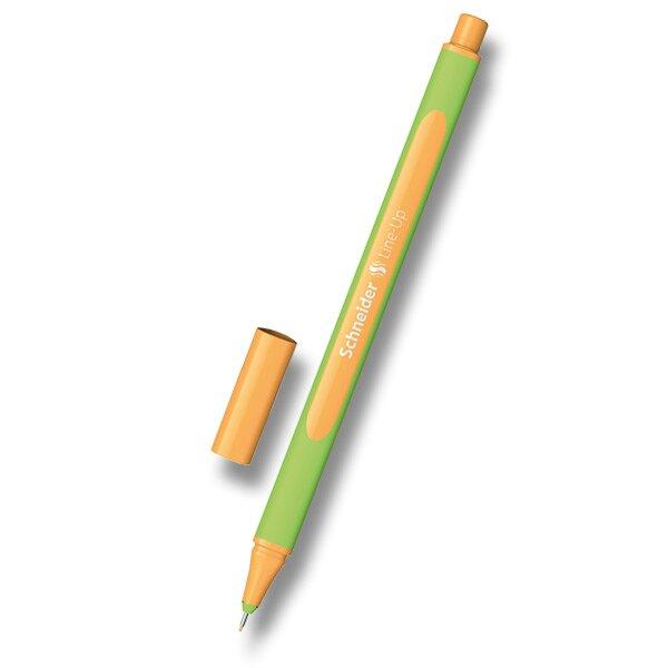 Liner Schneider Line-up neonově oranžová