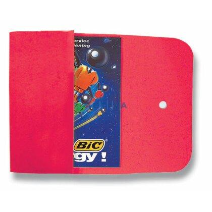 Obrázek produktu HIT Office - odkládací kapsa - červená
