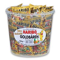 Želé bonbony Haribo Kyblík
