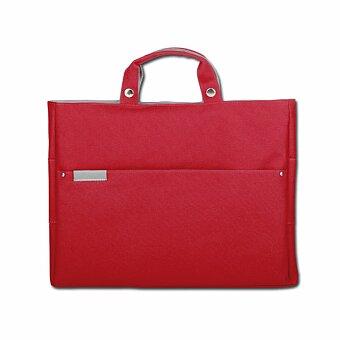 Obrázek produktu FERGIE - polyesterová taška na dokumenty, 600D, červená