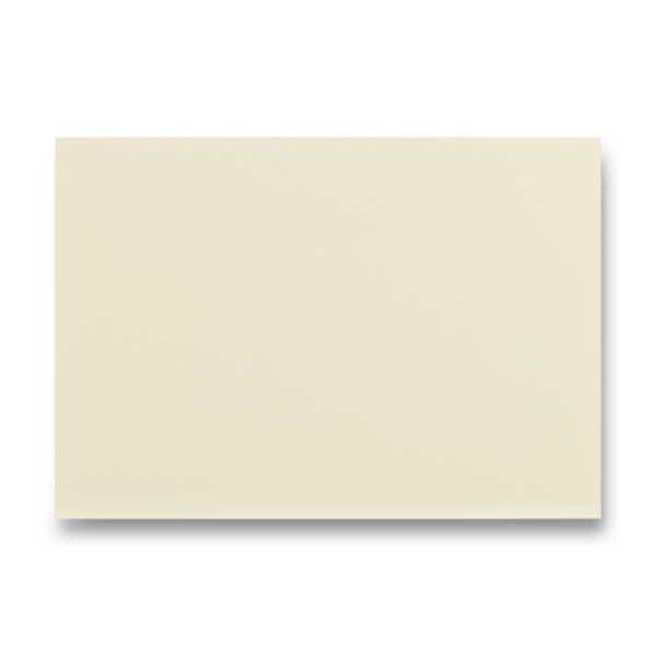 Barevná obálka Clairefontaine krémová, C6