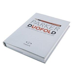 Kniha Parker Duofold