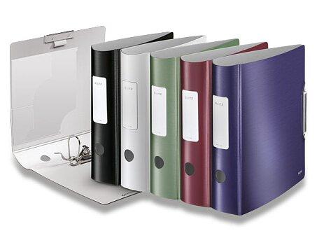 Obrázek produktu Pákový pořadač Leitz 180° Active Style - plast, A4, 75 mm, výběr barev