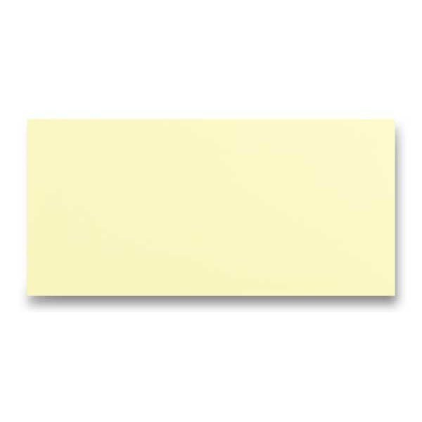 Barevná obálka Clairefontaine sv. žlutá, DL